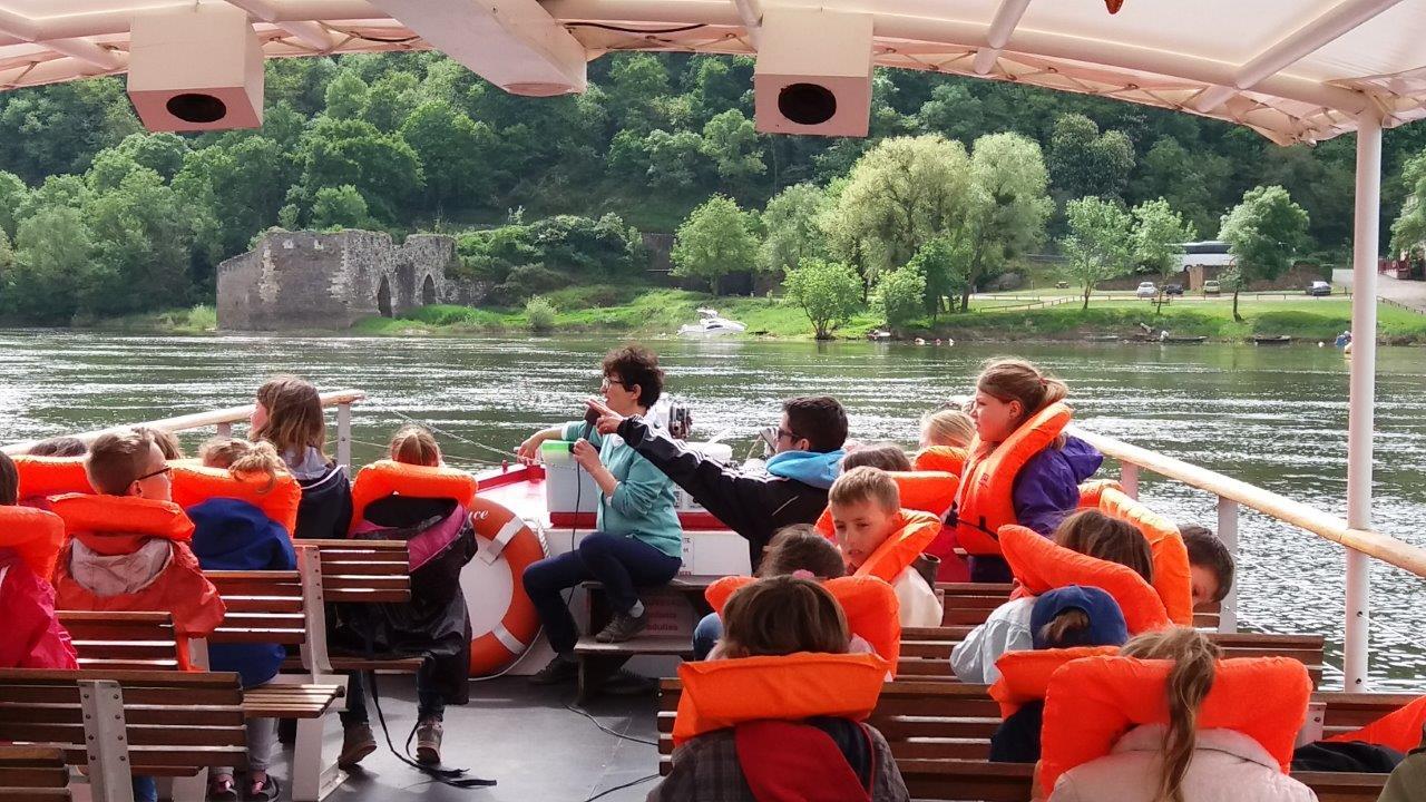 Croisière découverte à bord de La Luce pour les groupes d'enfants