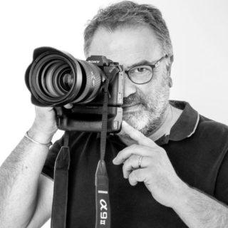 Portrait de Dominique DROUET photographe