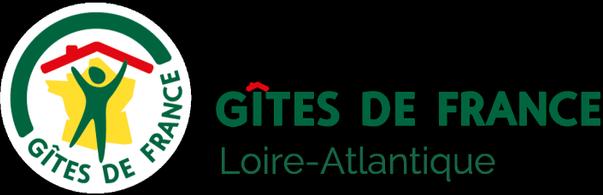 Logo Gîtes de France Loire-Atlantique