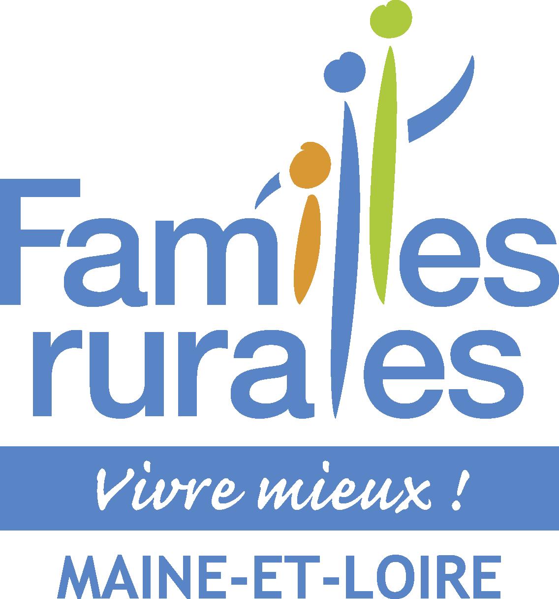 Logo Familles Rurales Anjou